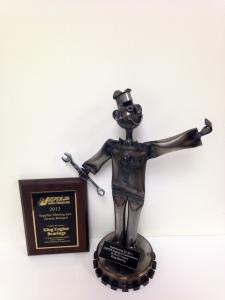 king jasper award