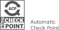 Automatic check point