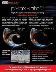 pMaxKote™ by King Engine Bearings