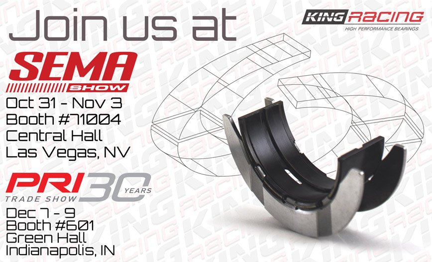 join us at sema